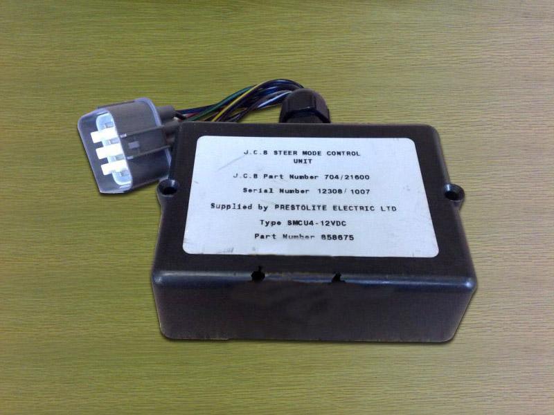JCB Electrical Parts, Fuses, Coils, Electrovalves, Cabin